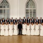 """kora """"Latvija"""" debijas koncerts Elbas filharmonijā Hamburgā ar Mālera 8. simfoniju."""