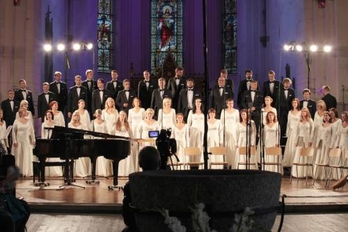 16. Starptautiskais garīgās mūzikas festivāls. Gruzijas motīvi